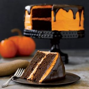 halloween-treat-chocolate-pumpkin-cake-recipe